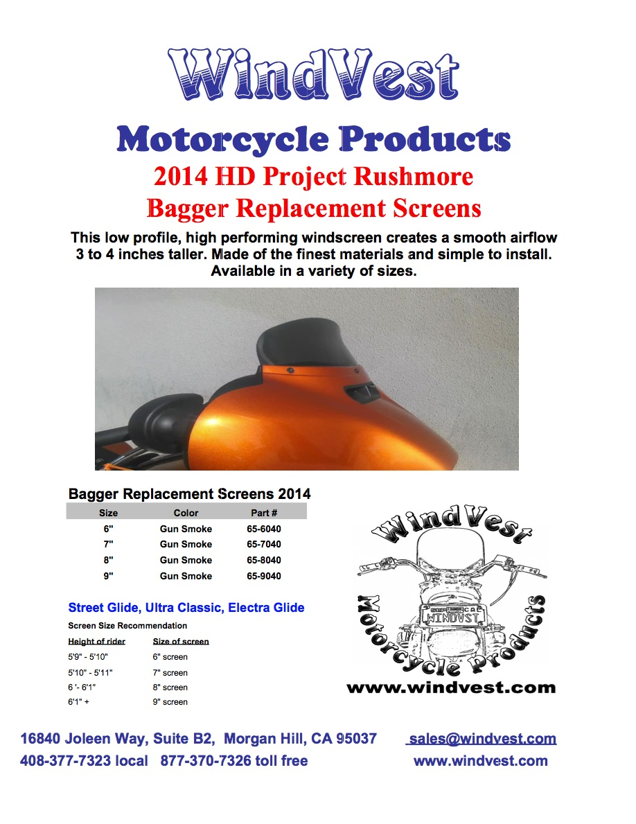 Road Glide Replacement